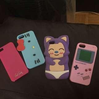 Cute iPhone 5 Phone Cases