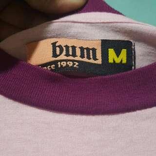 Branded Bum 3/4 Shirt