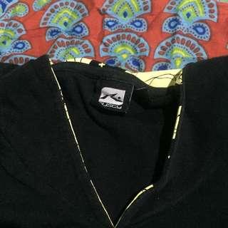 Rusty Long sleeve with hoodie