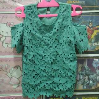 Tosca Lace Blouse