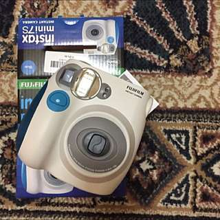 INSTAX MINI 7s (BLUE)