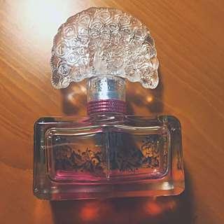 Anna Sui 香水空瓶子 50ml