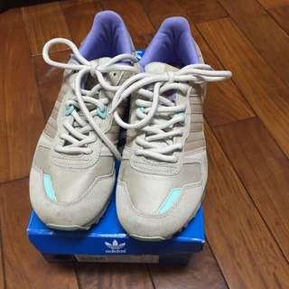 (保留中)Adidas 愛迪達 運動鞋 馬卡龍色 24.5
