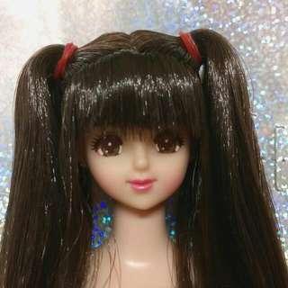 珍妮娃娃 和服新顏 日本芭比