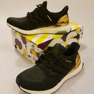 Adidas Ultra Boost Gold Olympic Medal US7
