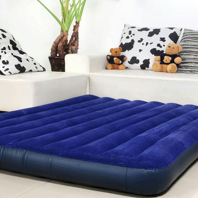 特價單人加厚充氣床Single HKD 308size 99cm*191cm*22cm /76cm*191cm*22cm downy air bed inflatable mattress  預購需時,過數後7天有貨多謝