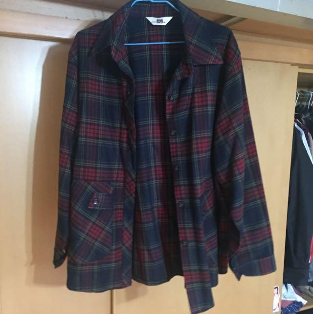 復古外套~ 很新唷❤️