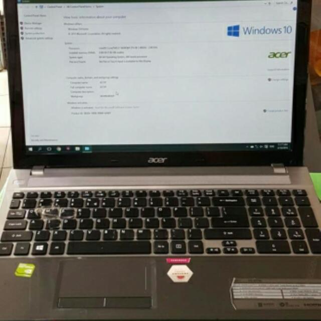 Acer V3-571g Laptop Singapore Model