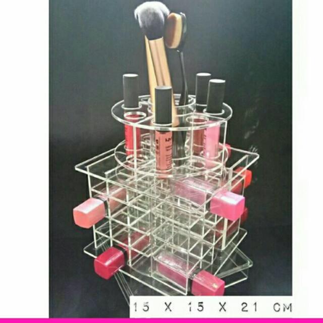 Acrylic Lipstick Rolling R