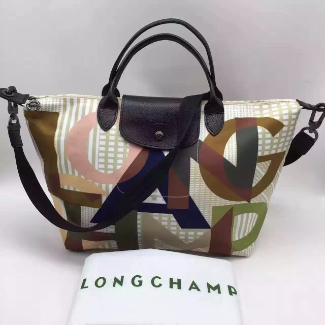 Authentic Longchamp Winter Collection Tote Bag Medium Short Handle Army  Green, Women s Fashion, Bags   Wallets on Carousell 059bd61e1f