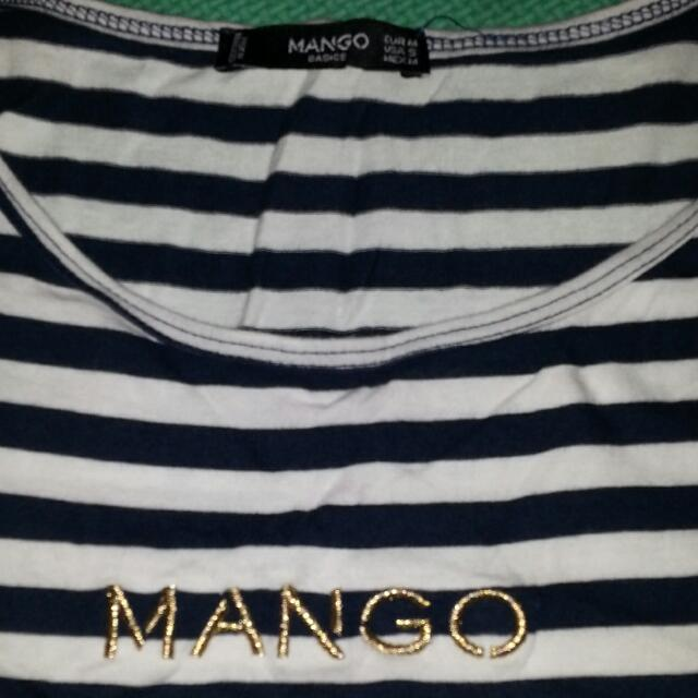 *RESERVED* AUTHENTIC MANGO SHIRT