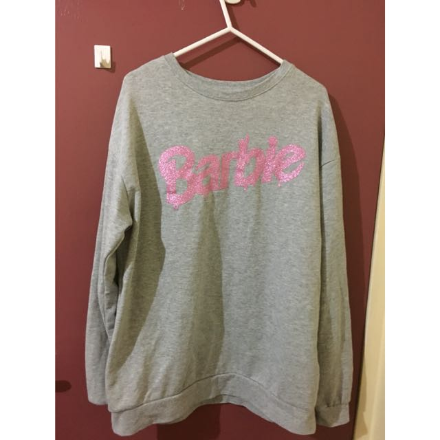 Barbie Oversized Pullover