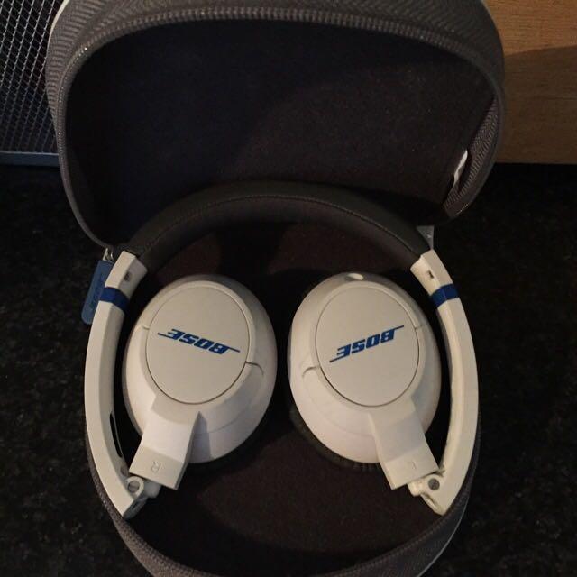 Bose  SoundTrue On Ear Headphones