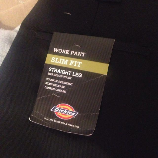 BRAND NEW DICKIES PANTS 32X30