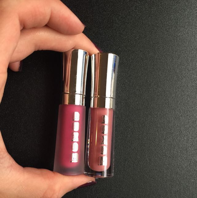 "Buxom Lipgloss Set In ""Sophia"" & ""Berry Blast"""