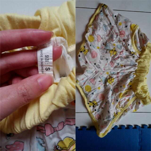Celana Tidur Pendek