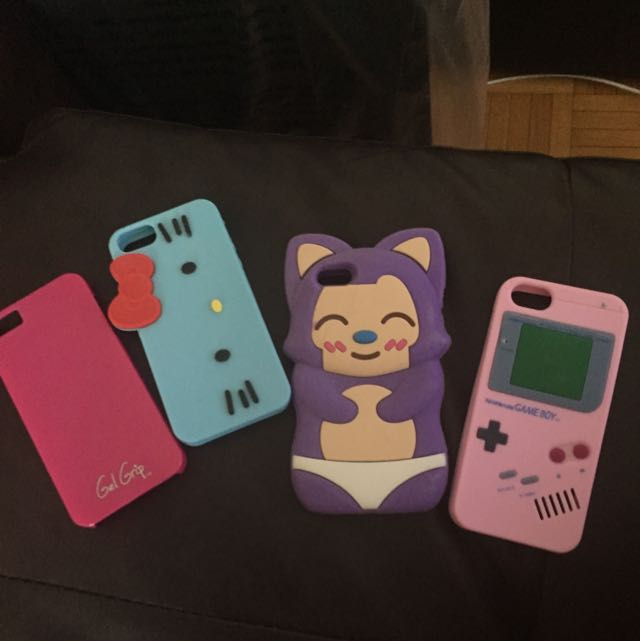 Cute iPhone 5 Phone Cases