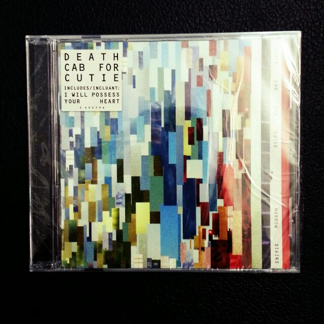 Death Cab For Cutie CD
