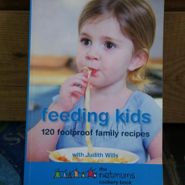 feeding kids the netmums cookery book