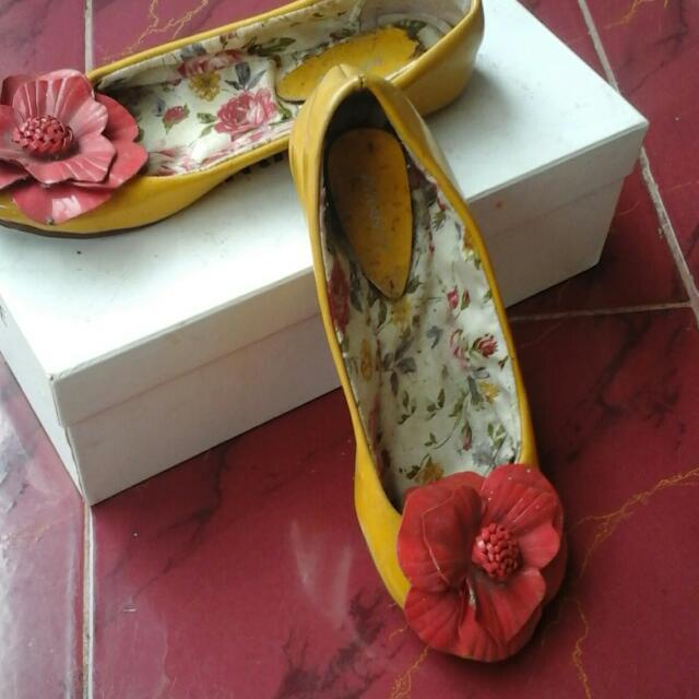 Flat Shoes Amante Size 36