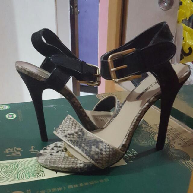 Girl Express Anklet Heels