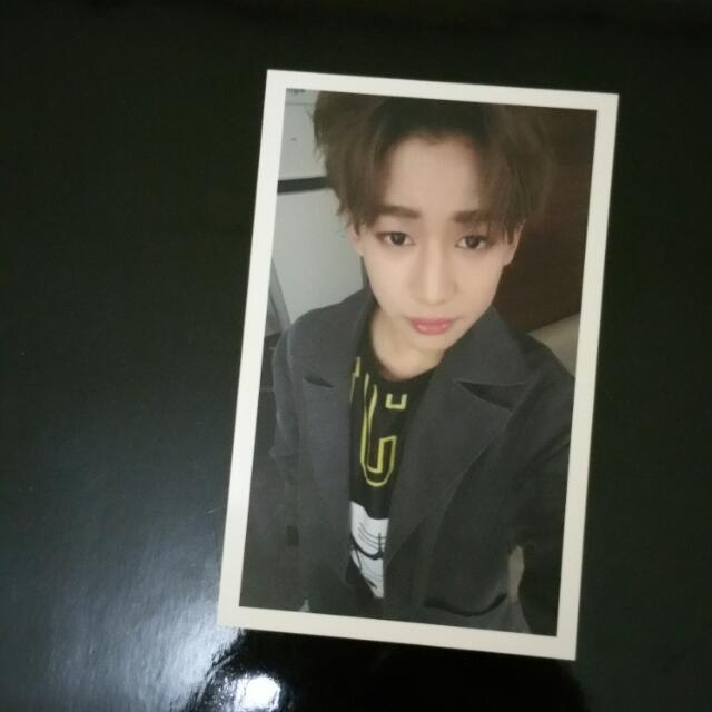 GOT7 Flight Log: Departure Bambam Photocard