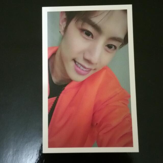 GOT7 Flight Log: Departure Mark Photocard