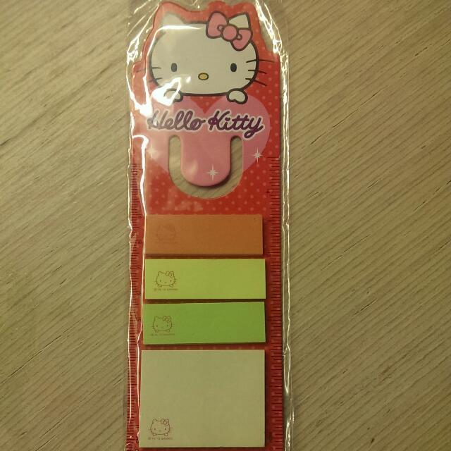 Hello Kitty便條紙