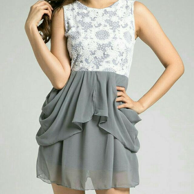 In go brokat dress korea - pesta / party