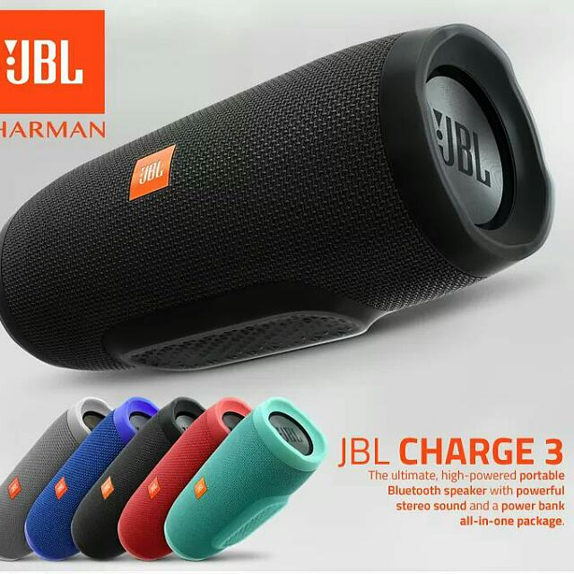 Image result for Jbl charge 4