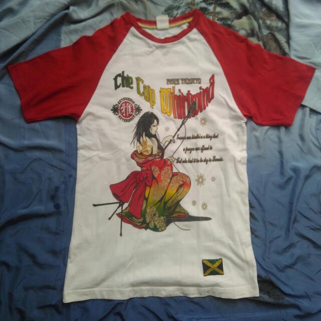 Kaos Tshirt Punk yamato