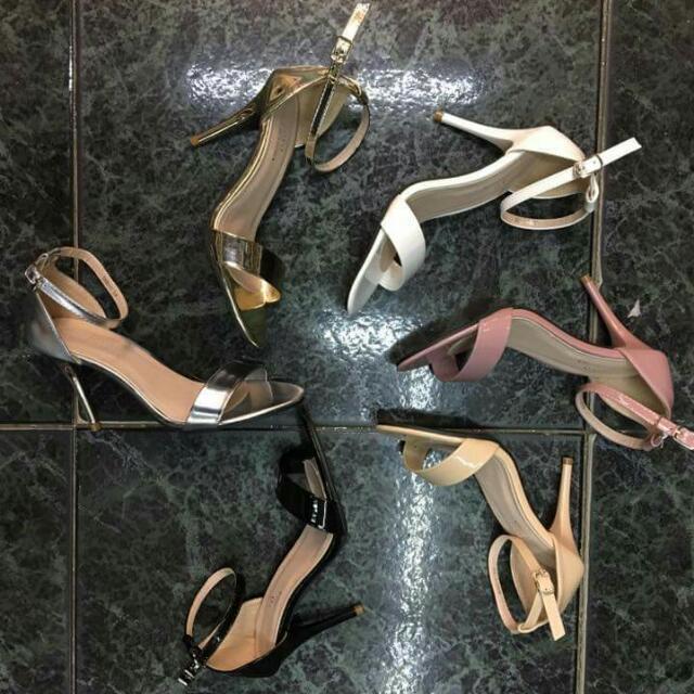 "Korean Shoes Heels 2"""