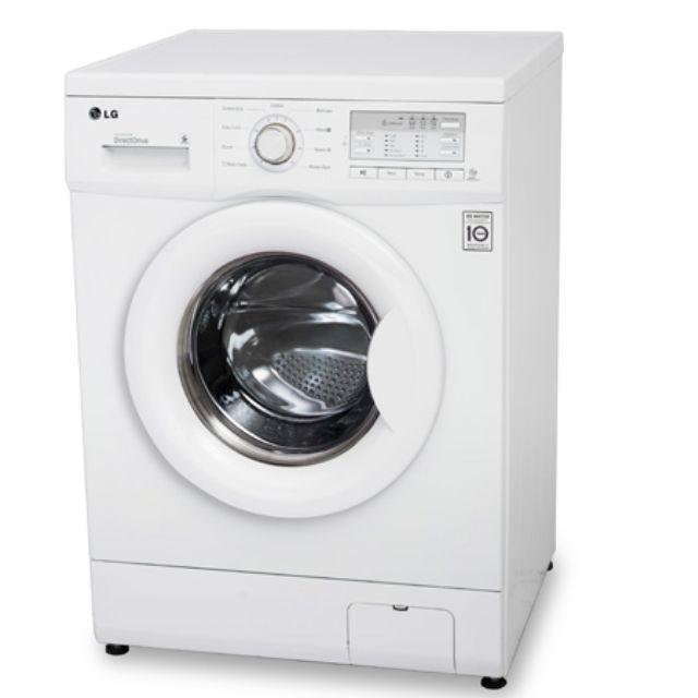 lg front load washing machine 7kg wd 1270qdt inverter direct drive home appliances on carousell. Black Bedroom Furniture Sets. Home Design Ideas