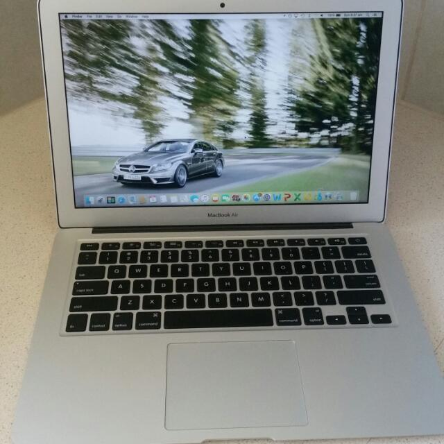 Macbook Air 13-inch Mid 2013