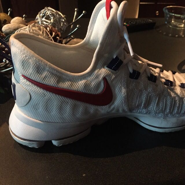 KD 9 size 12 worn once
