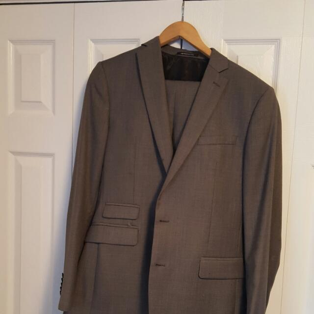Metropolitan Grey 2 Piece Suit