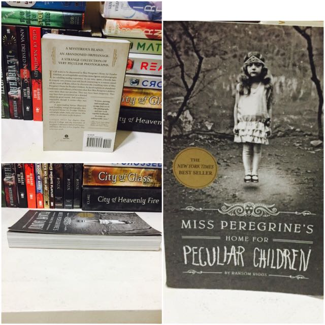 Miss Peregrine's (book1)