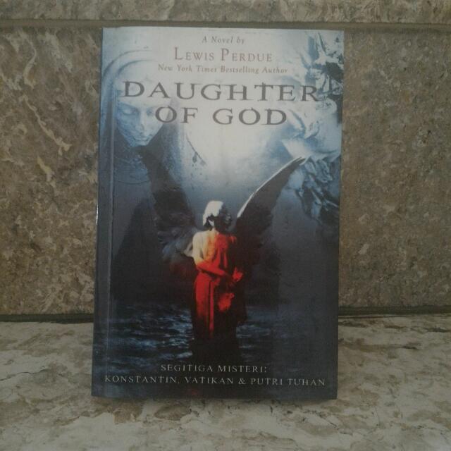 Novel Daughter Of God