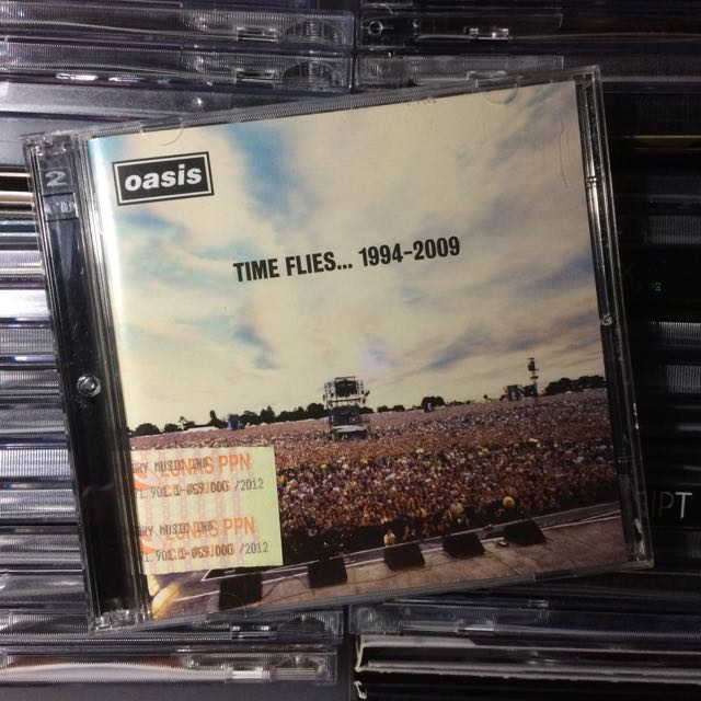 Oasis - The Best Of (2 CDs)