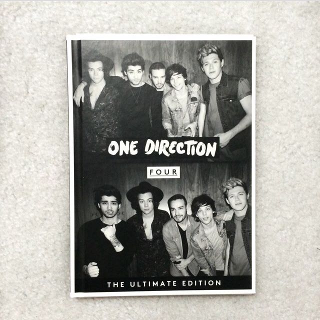 One Direction Four ultimate edition