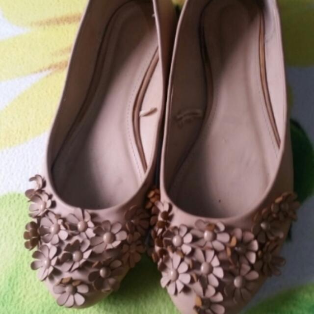Parisian Flat Shoes