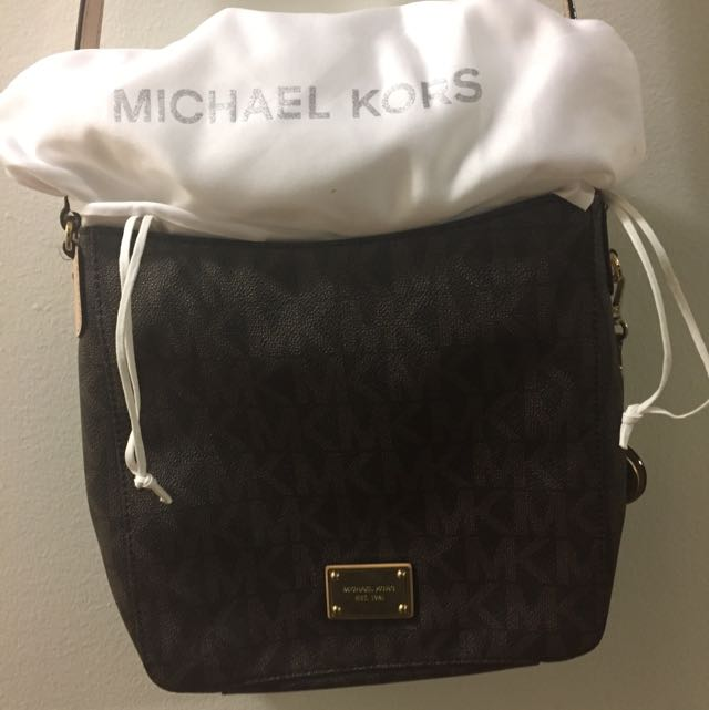 Selling Michael Kors Crossbody Purse & Michael Kors Loafers