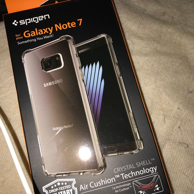 SPIGEN CASE for Galaxy Note 7