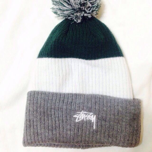 Stussy 毛帽