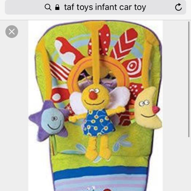 Tafs Infant Car Toy