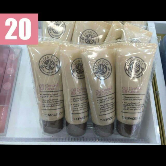 The Face Shop Bb Cream Made In Korea