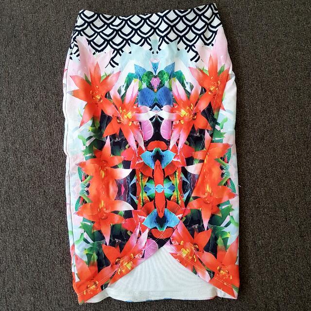 Tiger Mist Skirt
