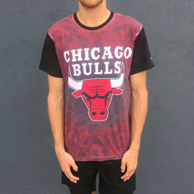 Uncle Reco Chicago Bulls T-Shirt