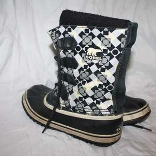 Sorel Women's 1964 Pac Graphic Boots - Size 7