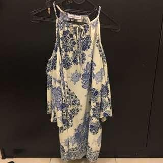 Amitie Appareal Flower Dress
